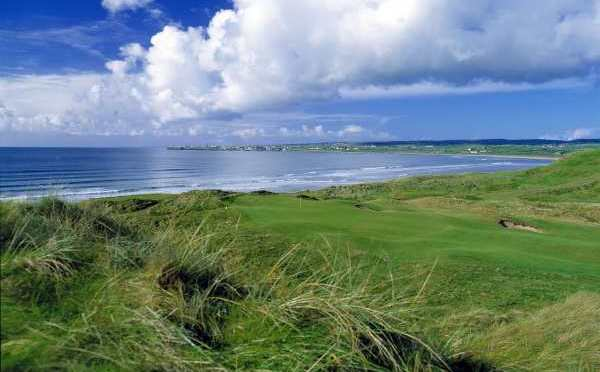 Annual Golf Outing Lahinch GC – Wed 9th Oct '13