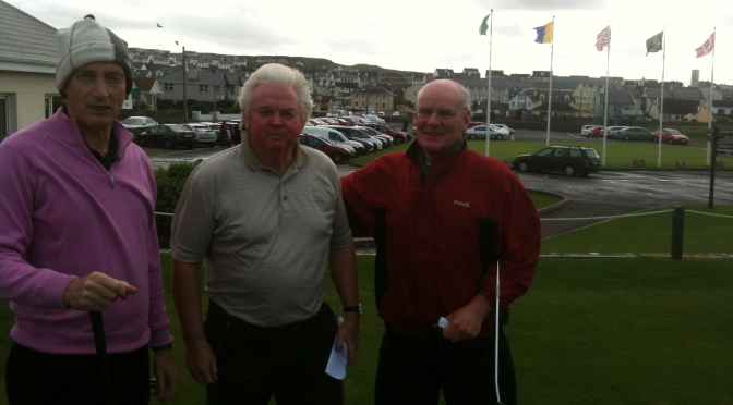 2013 Golf Day Results & Report
